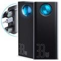 Baseus Amblight 4xUSB & USB-C Powerbank - 30000mAh