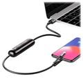 Baseus Portable Powerbank - Lightning, USB-C, MicroUSB - Schwarz