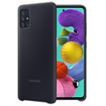 Samsung Galaxy A51 Silikon Cover EF-PA515TBEGEU