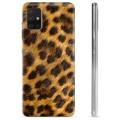 Samsung Galaxy A51 TPU Hülle - Leopard
